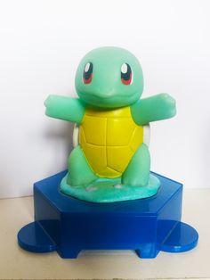 Squirtle Pokemon Nintendo 1995 1996 1998