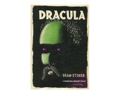 Dracula - Modern Library, 1950s