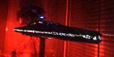 Super Star Destroyer ~ By DJSLY - http://thefiberopticstore.com/project/model/super-star-destroyer-by-djsly/