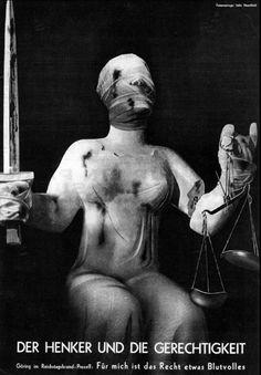 John Heartfield Art Poster Executioner and Justice Marlon Brando, Photomontage, Cover Art, John Heartfield, Hans Richter, Apocalypse Now, Documentary Now, Francis Picabia, Set Design Theatre
