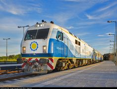 RailPictures.Net Photo: 0001 Trenes Argentinos CNR CKD8g at Buenos Aires, Argentina by Guido_Beck - Argentina