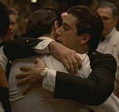 I knew it was you, Fredo. You broke my heart, you broke my heart !