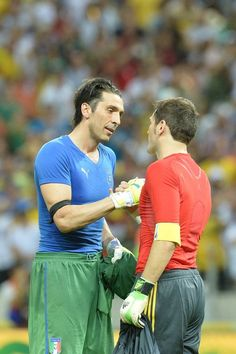 CASILLAS,BUFFON