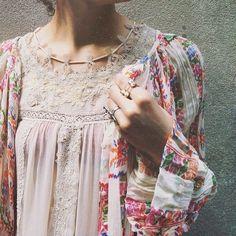 Boho Style - Pattern and lace Gypsy Style, Boho Gypsy, Hippie Style, Bohemian Style, Mode Hippie, Mode Boho, Boho Chic, Hippie Chic, Shabby Chic