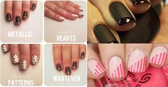 You looking for some super easy nail art ideas for beginners? We've compiled 42 of the easiest nail art tutorials that are step by step for nailart newbies.