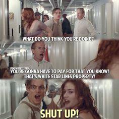 shut up...apparently