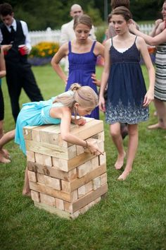 24 Entertaining Wedding Reception Games - EverAfterGuide