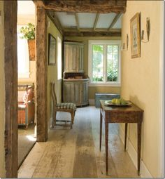 Swedish country- leads to a wonderful link full of stunning rooms .