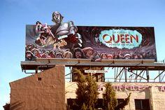 Billboard on Sunset Blvd