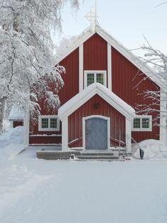 Winter, Jokkmokk Sweden