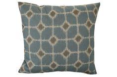 Accent Pillow-Kearns Cadet Blue 20X20 - Signature
