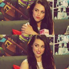 Katie McGrath - She's so pretty.