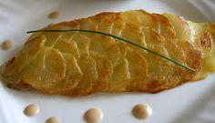 filet de dorade en écailles de pomme de terre | Invitations gourmandes