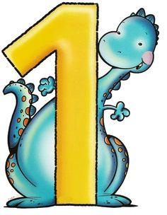 Con estas imagenes de números para imprimir  y muchos más números, los niños no tendrán problema en aprender los Números. Números y más núm...