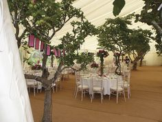 Marquees - Weddings