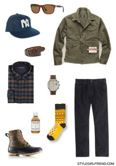 ba1f5905f0870f 8 Men s Winter Boots You ll Wear All Season. Flannel Shirt ...