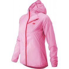 Ultra Hooded Jacket, Fiji with Bright Cherry New Balance, Nike Jacket, Rain Jacket, Sport, Courses, Hoods, Hooded Jacket, Windbreaker, Jackets For Women