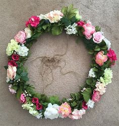 How to make a floral