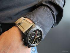 Baselworld 2013: TUDOR Black Shield and Chrono Blue Chronographs by Watchonista