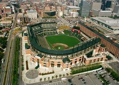 Baltimore, MD - Camden Yards