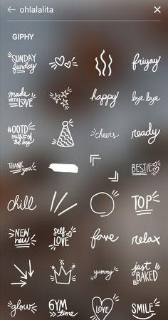 Instagram Emoji, Cute Instagram Captions, Iphone Instagram, Instagram And Snapchat, Instagram Quotes, Instagram Photo Editing, Instagram Plan, Instagram Design, Instagram Story Ideas