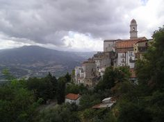 Chiaromonte is a town and comune in the province of Potenza, in the Southern Italian region of Basilicata.