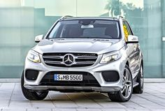 2016 Mercedes-Benz GLE550e: AWD Luxury Gets Plugged In — Best Green Cars