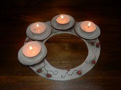 keramické svícny - Hledat Googlem