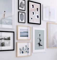 Art gallery wall idea to shop   My Paradissi