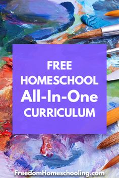Freedom Homeschooling | Free All-in-One Homeschool Curriculum Kindergarten Homeschool Curriculum, High School Curriculum, Homeschool Curriculum Reviews, Homeschooling Resources, Learning Styles, Freedom, Kid Stuff, Kids Corner, Easy Peasy