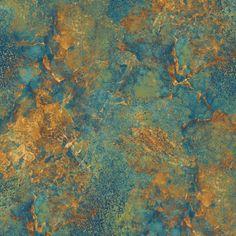Stonehenge Abstufungen verkörpert eine völlig neue und umfangreiche Palette grundlegende Stein-Texturen. Stonehenge Abstufungen wird von Linda Ludovico für Northcott, eine Oberseite der Linie 100 % Baumwollstoff entworfen. Das Northcott Logo ist Baumwolle, die wie Seide fühlen.  Das marmoriert dunkele blaugrün mit starken Kupfer Akzenten, die strukturierte Gewebe aus Kupfer oxidiert Colorway in Stonehenge Abstufungen Sammlung ist. Dieser Stoff ist eine koordinierende Stoff der Kollektion, A…