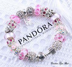 pandora bracelet argent 215 cm