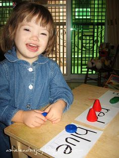 Homeschooling a child with Down Syndrome - Hip Hop Homeschool