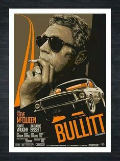 """STEVE McQUEEN (Terence Steven McQueen) Monday, March 24, 1930 - 5' 9½"""" - Beech Grove, Indiana, USA. Died: Friday, November 07, 1980 (age 50) in Ciudad Juárez, Chihuahua, Mexico."""