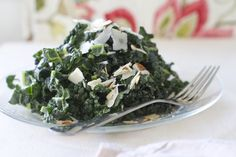 Tim McGraw's Kale Salad  : Pair this dish with some country music, and you'll be ready for your next summer barbecue.