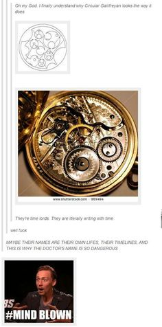 Circular Galifreyan