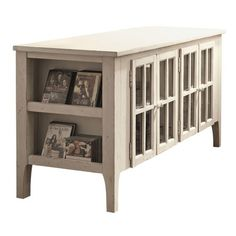 Paula Deen TV Stand. Paula Deen makes furniture now??? Well... I like it.