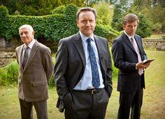 Midsomer Murders.  Good show. Detective, Midsomer Murders, Girl Boss, Bbc, Movie Tv, Mystery, Tv Shows, British, Stars