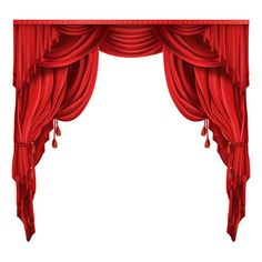 Theater stage red curtains realistic vector PNG and Vector Banner Background Images, Studio Background Images, Wedding Background, Paper Background, Toy Theatre, Theatre Stage, Theater, Stage Curtains, Blue Curtains