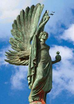 Angel (Peace Statue) #4, Brighton and Hove