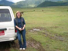 Carolyn Hamer-Smith, General Manager of the AHF in Bhutan.