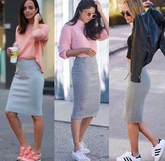 13 Pink Outfit That You Can Rock - Don't know how to put together a pink outfit that looks stylish and hot? Here are 13 pink outfit ideas that could help you. Fashion Mode, Modest Fashion, Womens Fashion, Classy Fashion, Korean Fashion, Style Fashion, Mode Outfits, Casual Outfits, Fashion Outfits