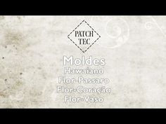 Patch Tec Moldes Hawaianos