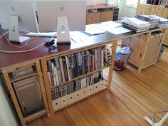 IKEA Hackers: Ivar Studio Desk
