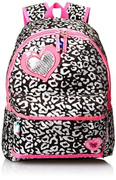 SKECHERS GIRLS 7-16 PEACE SHUFFLE UP BASIC BACKPACK, AQUA, ONE ...