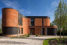 Incurvo Project - Adrian James Architects, Oxford