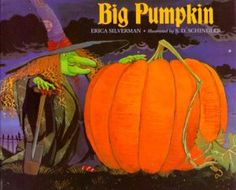 Halloween books to read with your preschooler