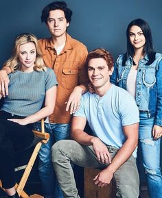 bughead » jughead and betty » riverdale
