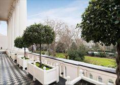 Quintessentially British Eaton Square Terrace - Belgravia, London
