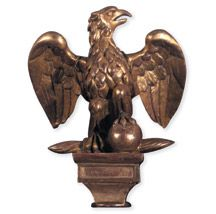 Napoleon's Eagle of the Hundred Days.